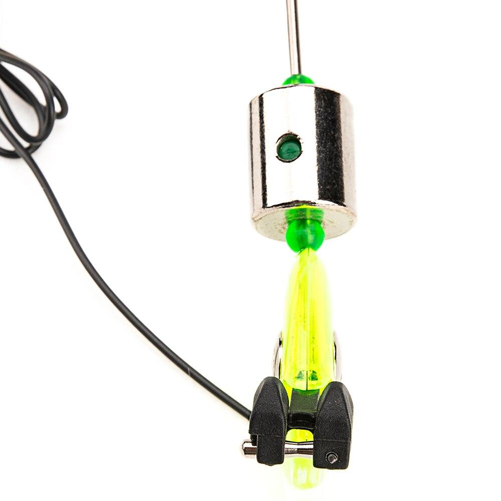 Alarma de pesca, aparejo de mordida, indicador de señal, alarma de pesca, oscilante, receptor de señal de caña de mar, accesorios para peces carpa