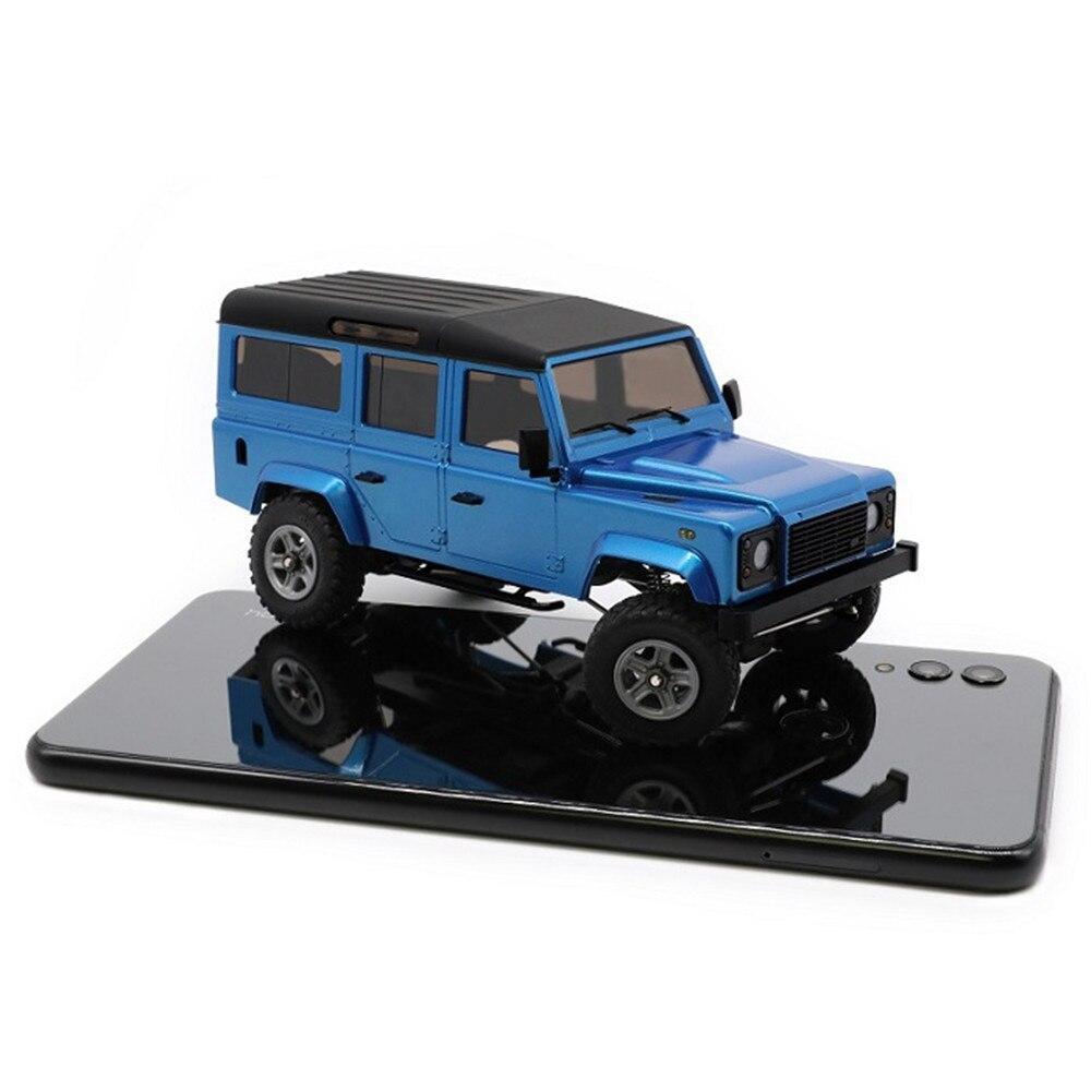 Orlandoo oh32a03 132 escala de controle remoto rc carro diy cor caminhão brinquedos captador rc rock crawler criança desmontado kit defender carro