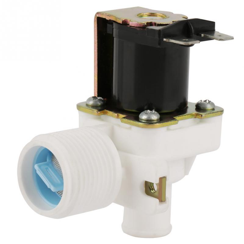 "Electric Solenoid Valve FCD270A Washing Machine Water Inlet Electric Solenoid Valve AC 220V/240V BSPP 3/4"" Solenoid Valve"