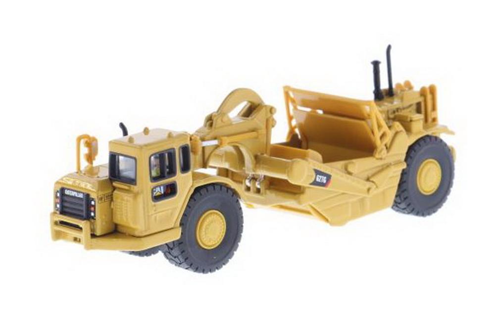 Diecast Masters 1/87 Scale Caterpillar Cat 627G Wheel Tractor Scraper Diecast Model #85134