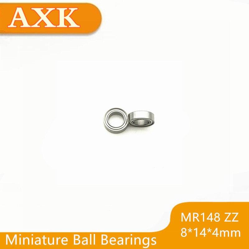 2019 Direct Selling Venda Mr148zz Rolamento Abec-5 (10 pcs) 8*14*4 milímetros Zz Rolamentos de Esferas Em Miniatura Mr148-2z Mr148 L-1480zz Mr148z
