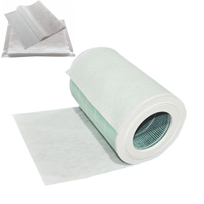 SANQ 20 Uds algodón electrostático para reemplazo xiaomi mi purificador de aire pro / 1 / 2 universal marca purificador de aire filtro Hepa