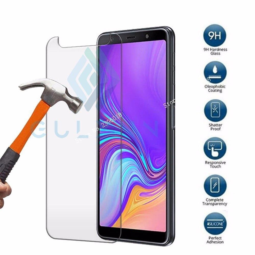 Szkło ochronne na Samsung Galaxy J3 2017 J 7 J2 J4 J5 J6 Plus J7 2018 J 2 3 4 6 7 10 30 50 M 10 20 Glas Protecor Film