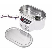 MISSKY 600ML ultrasons bijoux nettoyeur lunettes Circuit imprimé Machine de nettoyage contrôle Intelligent dispositif de nettoyage