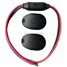 FIRSTARLINE-relais Anti-vol de voiture   Système Anti-vol de voiture RF, verrouillage de sécurité du véhicule, Circuit de pompe à carburant coupé