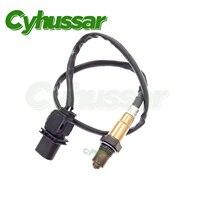 O2 Oxygen Sensor Fit For Peugeot 207 208 308 508 1.4 1.6 0258017027 11787560957 LSU4.9 2007-2013 Upstream Front Wideband Lambda