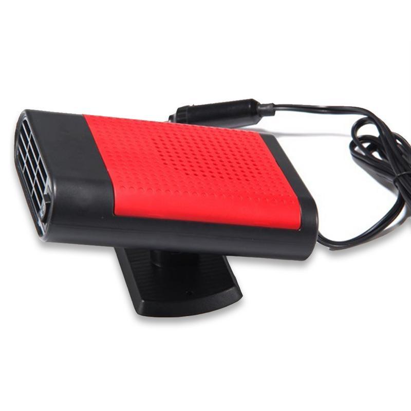 Car Windshield Defogger Heater Portable Auto Heater Fan Car Heater 12v