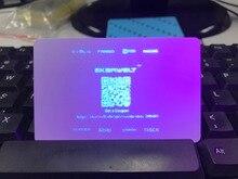 800015-UV blau band 1000 drucke für Zebra P310 P330i P430i PVC karte drucker