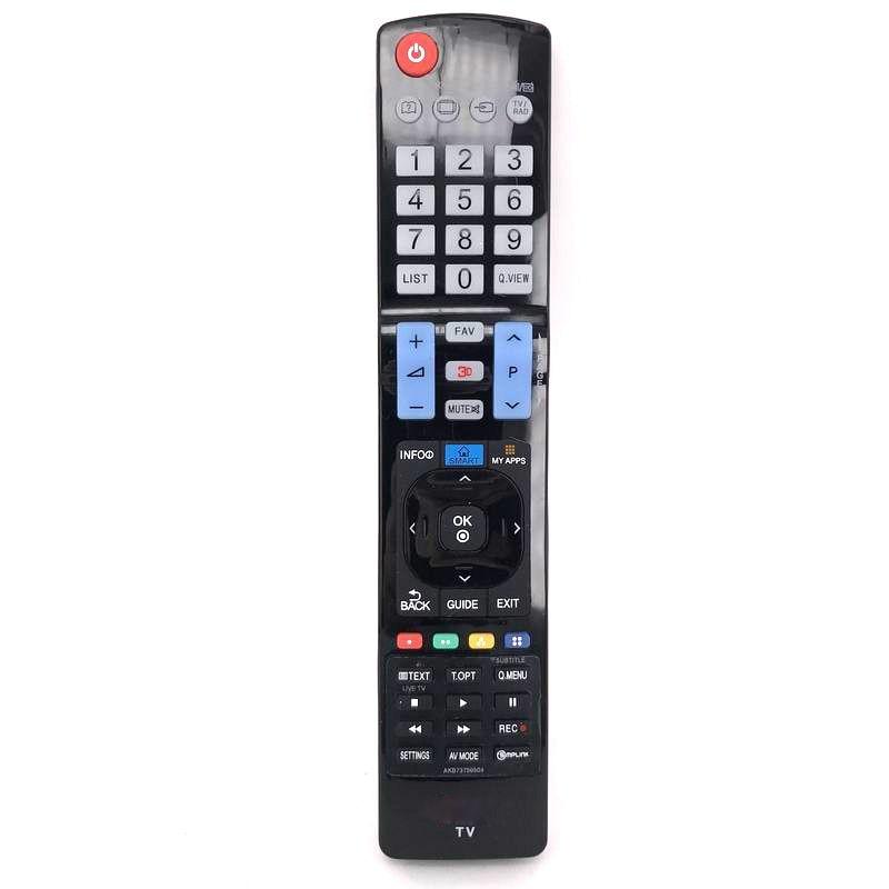 New Replace AKB73756504 For LG LED TV Remote Control AKB73615303 60LA8600 60PH6700
