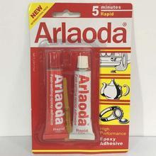 Nouvelles ventes en vogue Araldite 2 pièces/ensemble 5/90 Minutes métal adhésif papeterie AB époxy AB colle