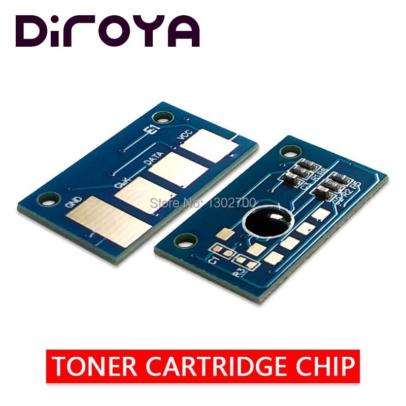 5 uds. chip de cartucho de tóner 113R00730 para fuji Xerox Phaser 3200 MFP P3200 3200MFP polvo para impresora láser recarga reiniciar cuenta chips