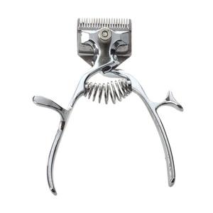 EAS-Old Fashion Manual Clipper Haircut Hand Push Low Noise Non-Electric Hair Cutter