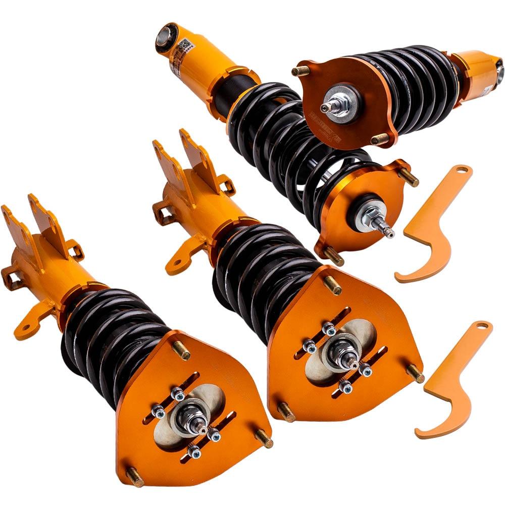 Kits de Suspension de chocs pour Mitsubishi Eclipse   Kits de amortisseurs pour ressorts à bobine 2000-2005