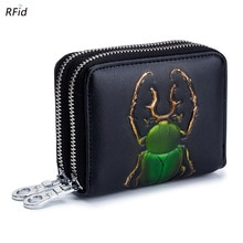 Portefeuille de haute qualité pour femmes en cuir de vache cartes porte-cartes de crédit portefeuille carte de visite paquet sacs à main pour femmes vente chaude