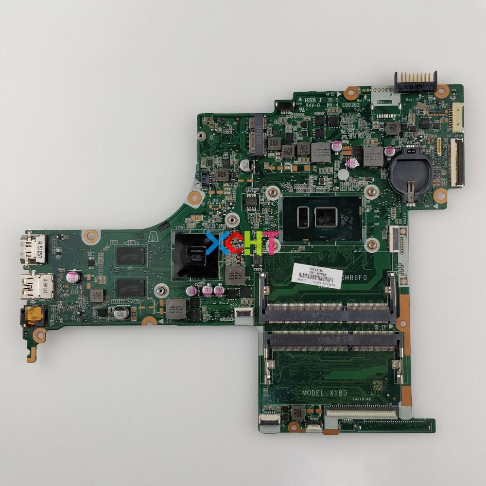 836094-601 DAX1BDMB6F0 i5-6200U 940 متر 2 جيجابايت ل HP بافيليون 15-AN سلسلة الكمبيوتر المحمول دفتر اللوحة الأم اختبار