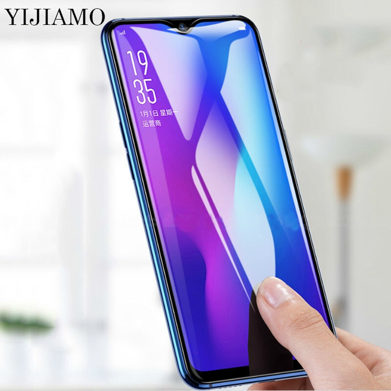 For Oneplus 6t Screen Protector 3D Curved Tempered Glass On For Oneplus 6t Full Cover 9h Protective