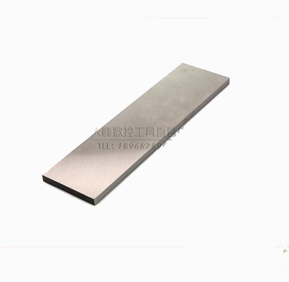 200*30*3mm Knife billet blade bank  HRC 60 High-speed steel plate