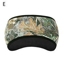 Unisex Headband Women Men Fashion Sweatband Elastic Camouflage Headwear Stretch Hair Band Turban Fitness Cycling Headdress