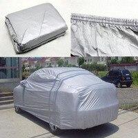 Car Cover Full Waterproof Rain Sun Heat Outdoor UV Heat Dust Protection M-XL