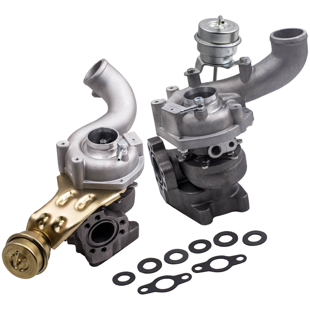 K04-0028/0029 para Audi RS6 plus C5 BCY Biturbo 450/480HP par turbocompresor