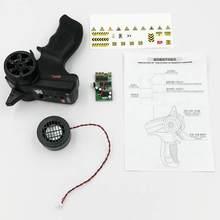 1 세트 WPL B-1 B16 B24 B36 C14 C24 1/16 Rc 자동차 부품 기존 엔진 사운드 시스템