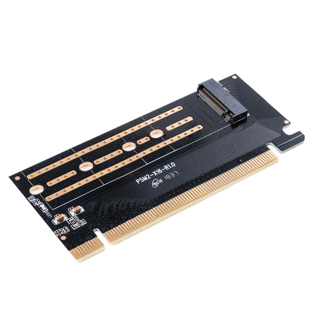 Orico-بطاقة توسيع M.2 Nvme إلى Pci-E 3.0 X16 Gen3 ، بطاقة التحويل ، متوافقة مع Pci Express 3.0 X16 2230 2242 2260 2280