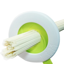 Adjustable Spaghetti Measure Controller Tool Pasta Noodle Measuring Tool Plastic Kitchen Accessories