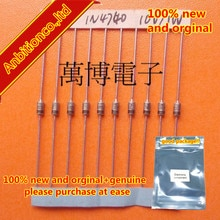 20 pièces 100% nouveau et original 1N4740 1N4740A 1 W 10 V régulateur de tension diode en stock