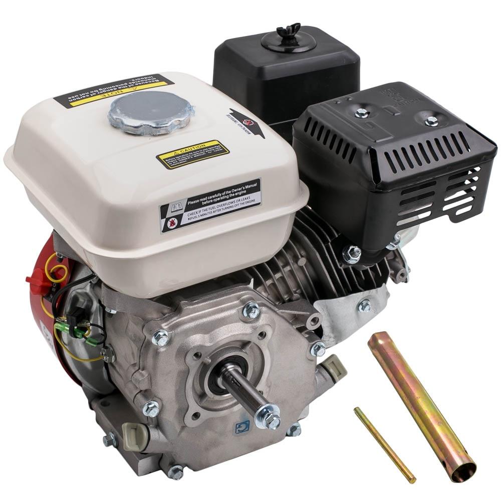 محرك ثابت بقدرة 5.5 حصان 4.1 كيلوواط من maxpeedingقضبان هوندا GX160 تبريد الهواء 4 أشواط 168F نوع GX160 68x45mm