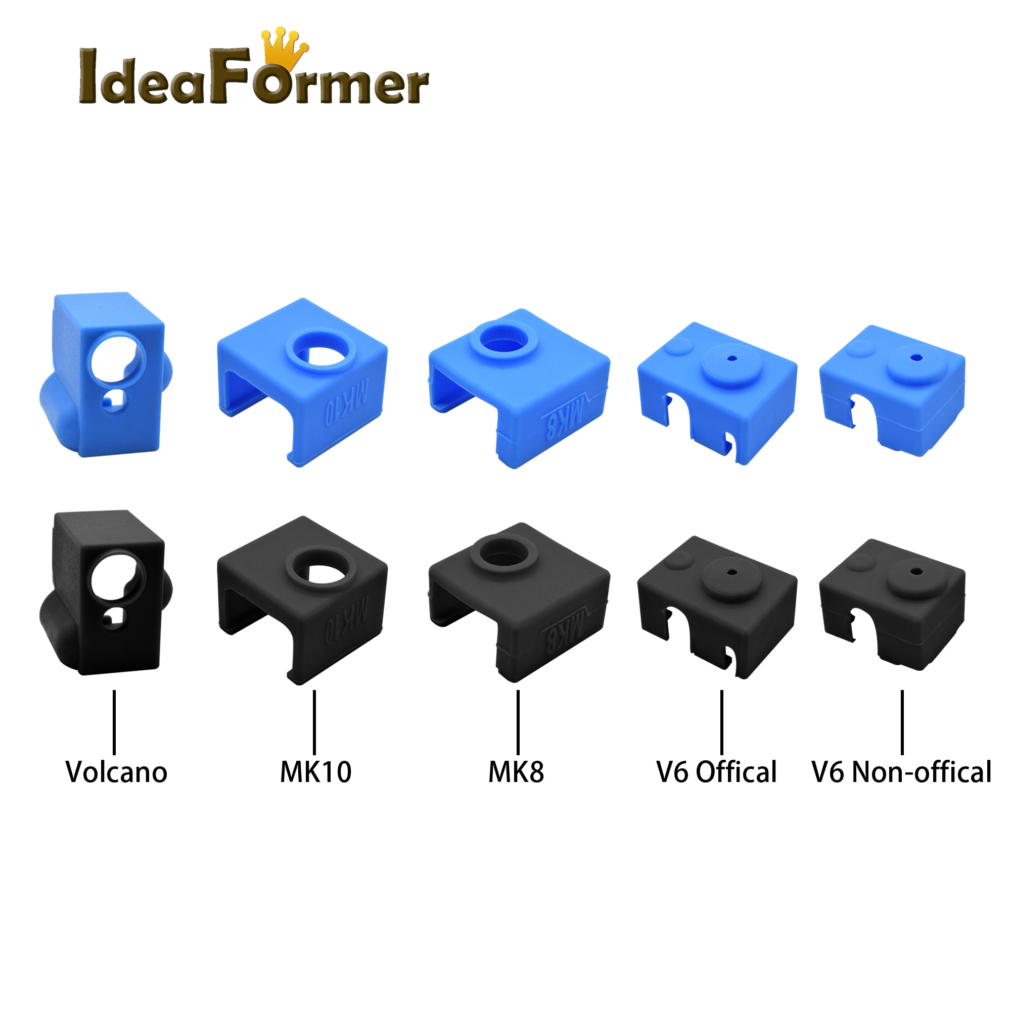 3d-printer-v6-mk7-mk8-mk9-mk10-volnaco-silicone-socks-heater-block-protective-silicone-insulation-cover-for-hot-end-heat-block