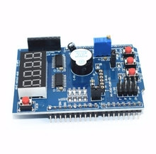 10PCS Multifunktionale expansion board kit based learning UNO R3 LENARDO mega 2560 Schild Multi-funktionale für Arduino