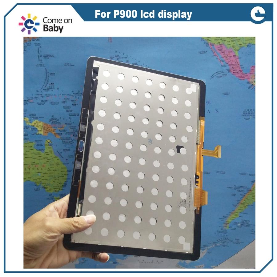 ЖК дисплей с сенсорным экраном и дигитайзером в сборе для Samsung Galaxy Note Pro 12 2 P900 P901