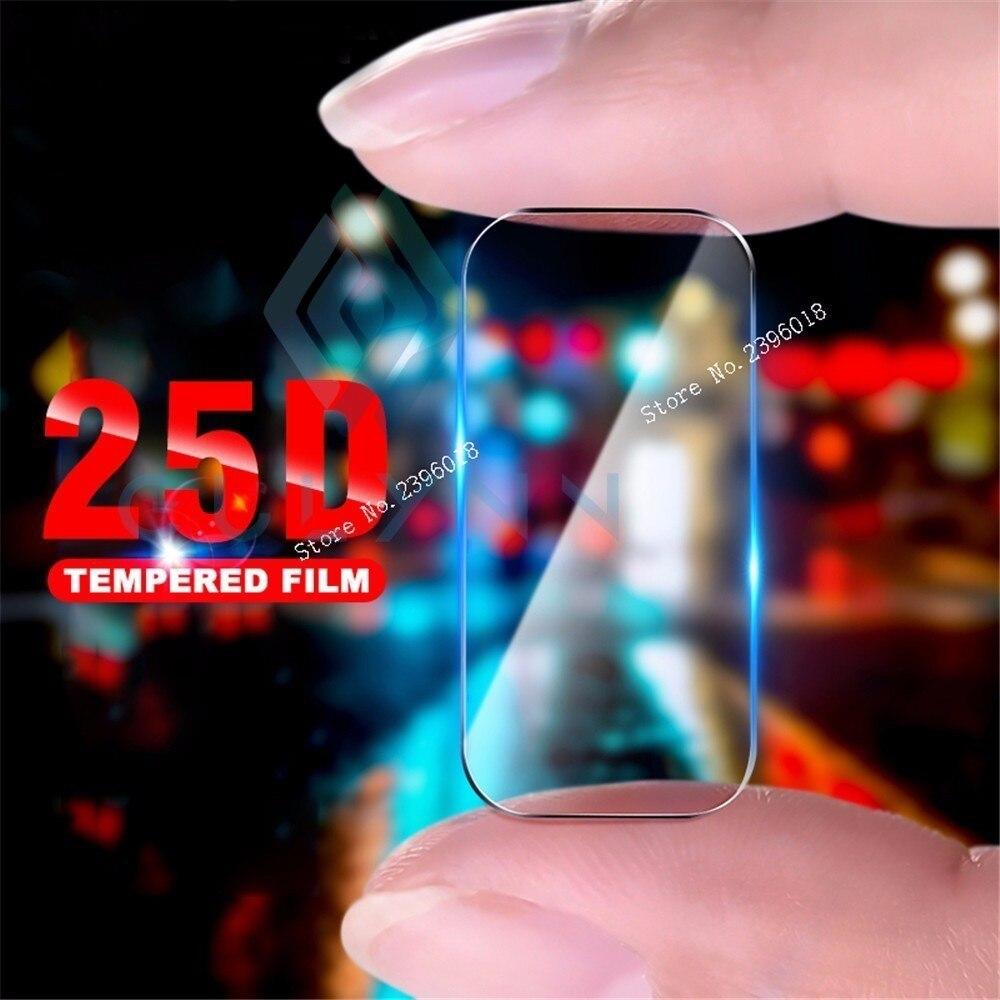2PCS 25D Back Camera Lens Tempered Glass For Samsung Galaxy M20 M10 J4 J6 J7 J8 A6 A8 Plus S10 10E 10Plus S9 S8 Protective Film