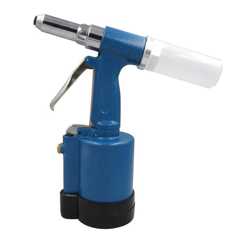 3-garra Hidráulica Pneumática Arma de Rebite Pop Rebitador Porca Do Prego 18mm 1/4 polegada Ferramenta Fascinante