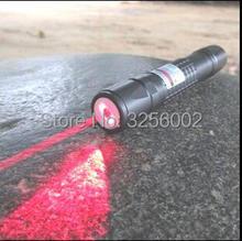 Hot! Nieuwe 200000 M 650nm High Power Laser Pointer Rode Laser Pen Focus Branden Zwart Wedstrijd Brandende Sigaret Rode Lazer Beam 5000 Meter