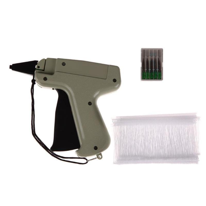 """Etiqueta de precio de la ropa pistola de etiqueta de Etiquetado 3 """"1000 púas + 5 agujas"""