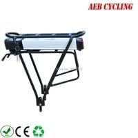 eu us free tax 250w 350w 500w 750w 1000w e cargo bike battery pack 36v 48v 52v rb3 rear rack battery li ion battery pack