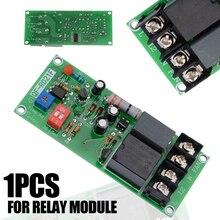 1pc Neue Relais Modul AC 110V 220V 230V 240V Verzögerung Schalten sie Modul Relais Timer control Schalter Für Fan