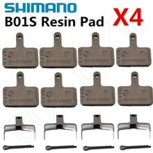 Pastiglie Shimano B01S PADS Deore MTB M315/M355/M395/M446/M575/M525/M486/m485/M445-originali