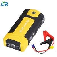 Super Power Car Jump Starter Power Bank 600A Portable Car Battery Booster Charger 12V Starting Device Petrol Diesel Car Starter
