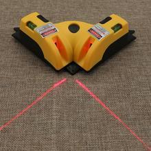 Laser professionnel niveaux haute précision Laser Angle mètre fil Laser marquage Instrument de mesure outil 90 degrés