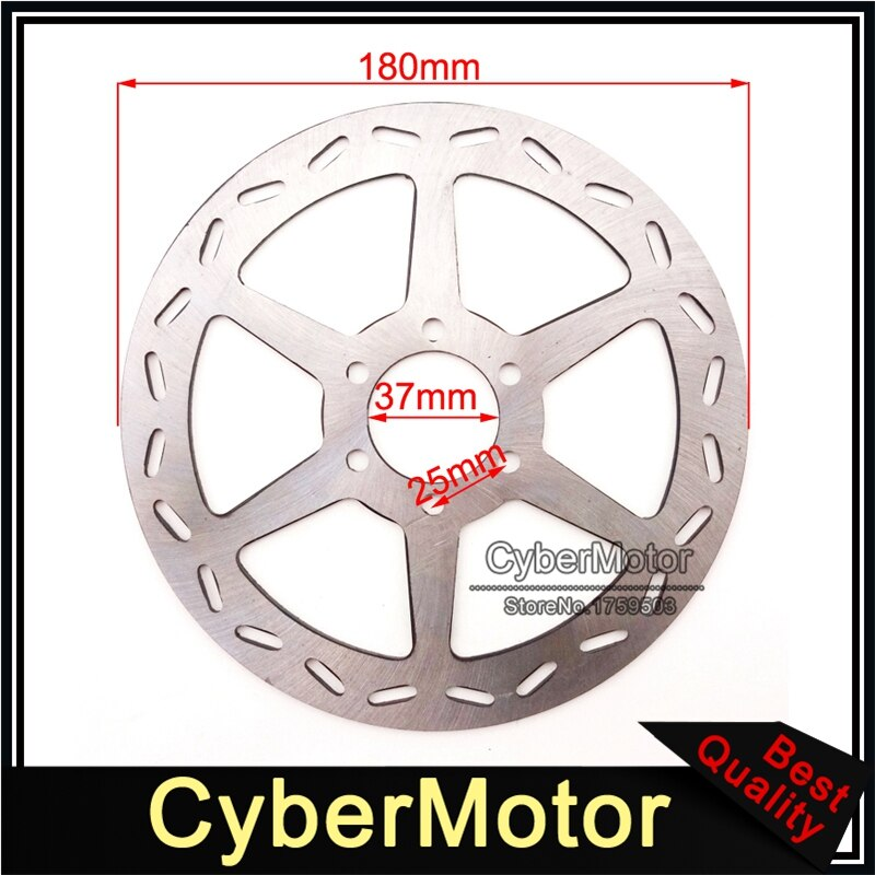 Rotor de disco de freno para Tao ATD80A Motovox MBX12 Realtree 80cc Monster 80cc Minimoto juvenil Mini bicicleta de bolsillo