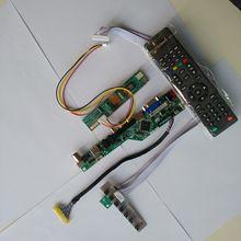 TV HDMI VGA AV USB AUDIO LCD LED 1 CCFL lampes contrôleur conseil kit bricolage pour N154I2-L02 1280X800 15.4