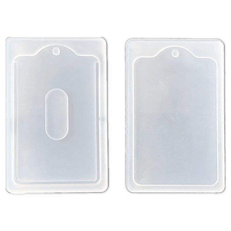 Juegos de tarjetas, accesorios hechos a mano, molde de silicona, molde de silicona de arcilla polimérica, artesanía, resina epoxi, fabricación, decoración DIY T