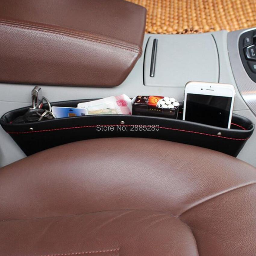Nueva oferta almacenamiento para hueco de asiento de coche caja para citroen smart fortwo ford focus mk2 bmw m audi q5 bmw x5 e53 mercedes w203 opel astra bmw