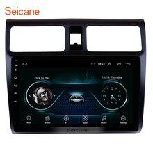 "Seicane Auto Stereo Gps Navigatie Multimedia Player Voor 2005 2006 2007 2008 2009 2010 Suzuki Swift 10.1 ""Android 8.1 hoofd Unit"