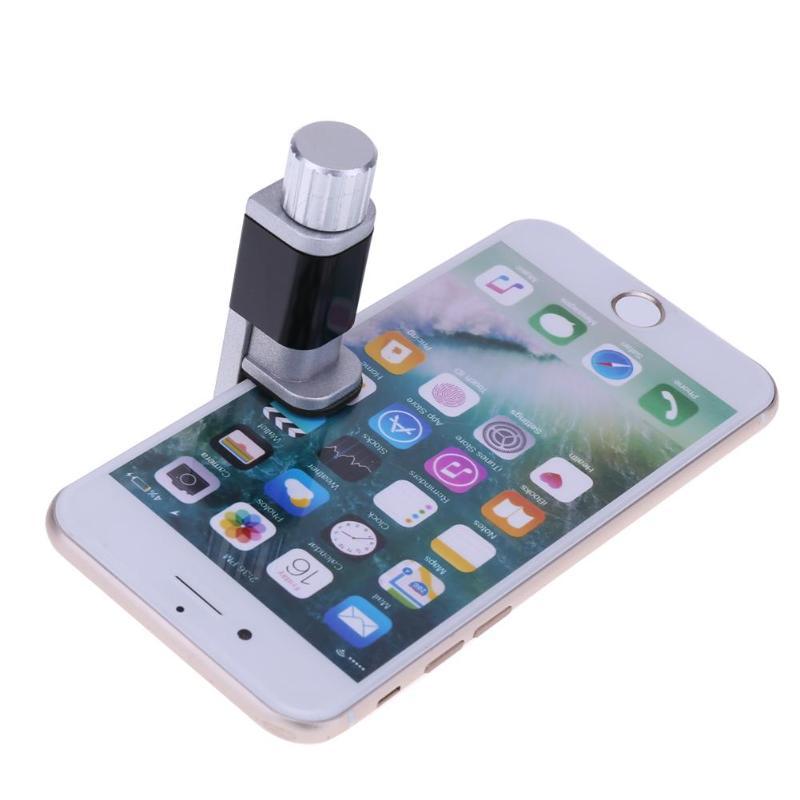 1pc Kunststoff Gummi Clip Leuchte Halter Clamp Handy Reparatur Werkzeuge für Telefon Tablet LCD Display Bildschirm Befestigungs Schellen
