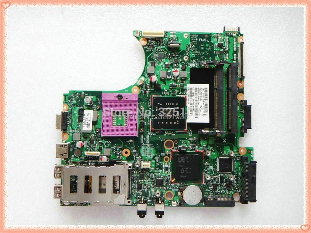 لوحة أم لأجهزة الكمبيوتر المحمول HP ProBook 583078 s/4410 s/4510 s موديل 4411-001