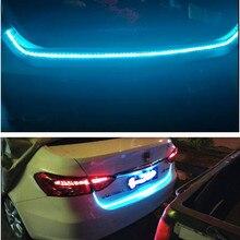 Nuevo caliente cola del coche de tira de luz LED para BMW E46 E39 E38 E90 E60 E36 F30 F30 E34 F10 F20 E92 E38 E91 E53 E70 X5 X3 X6 M M3 M5