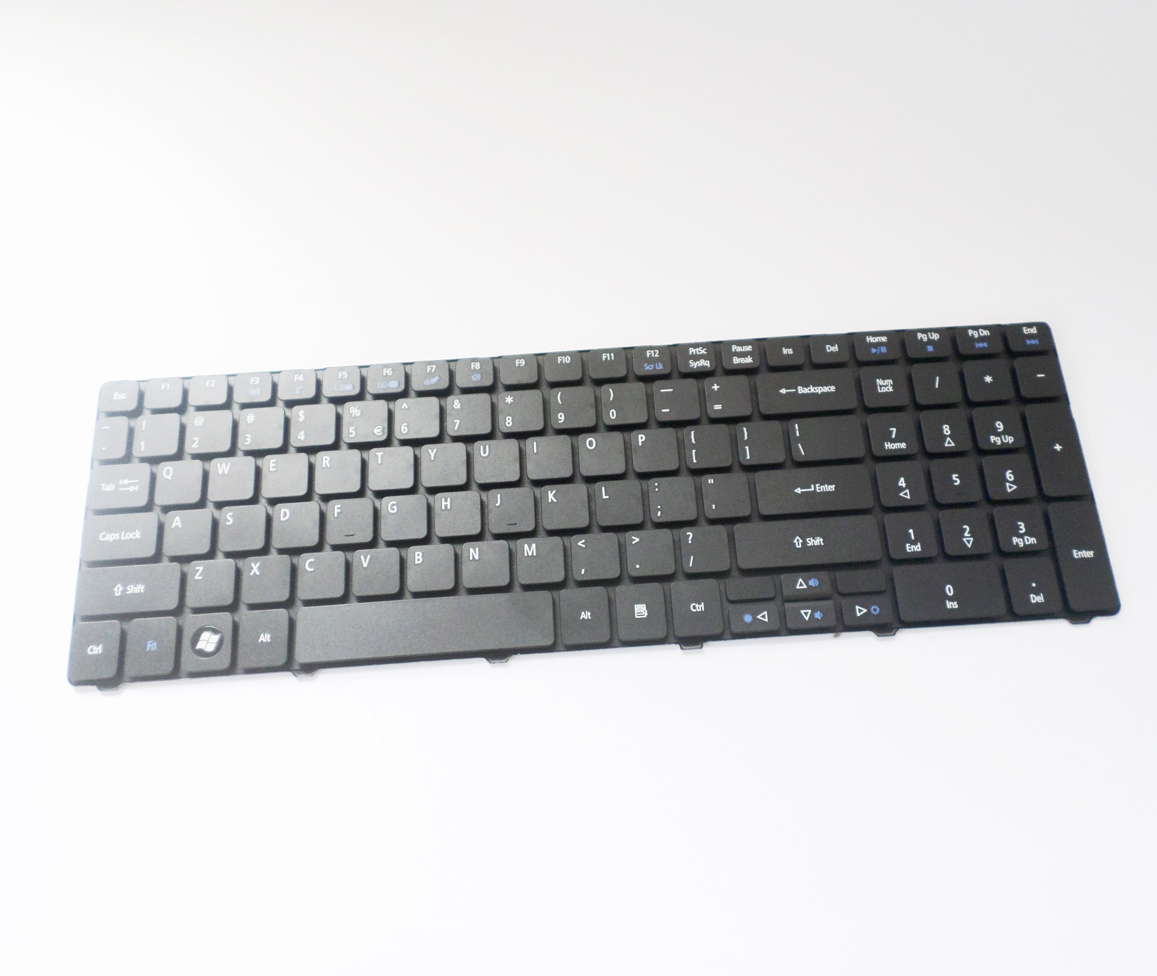 Negro Nuevo diseño nos teclado para Acer Aspire 5536 a 5536G/5739/g/7738/g/7535g 7735/g 7745 7745Z 7745G 7735z-4291 7735 7735Z